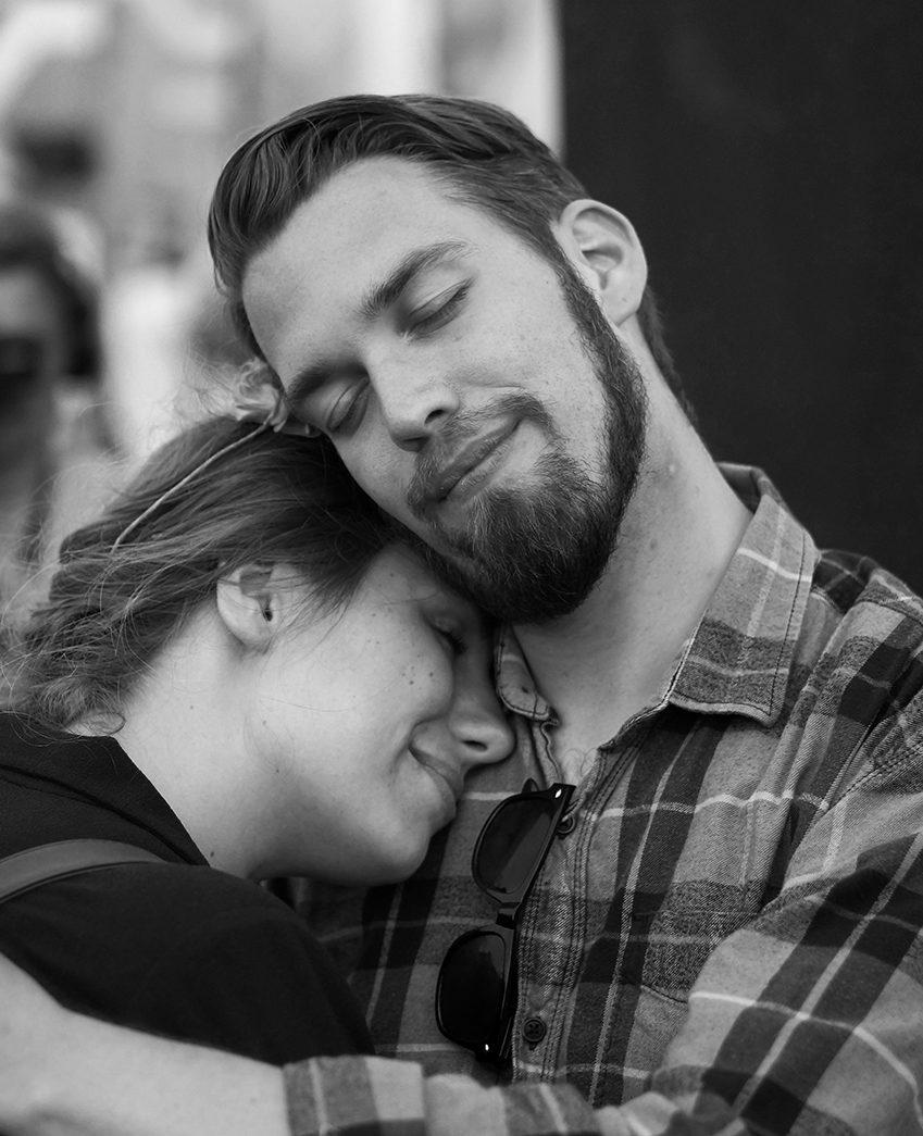 kærlighed ved første blik